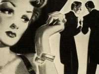 1940's advert for Mum antiperspirant (Source: The Smithsonian.com)