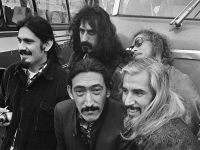 Seminal Californian rock group The Mothers of Invention, Netherlands, 1968 (Source: Wikimedia Commons)