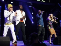 Black Eyed Peas during Walmart Shareholders' Meeting 2011 (Source: Wikimedia Commons)