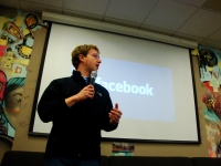 Facebook's Mark Zuckerberg (Source: Wikimedia)