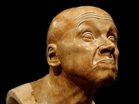 Character Head N°9, by Franz Xaver Messerschmidt, after 1770. Wien Museum Karlsplaz (Source: Wikimedia Commons)