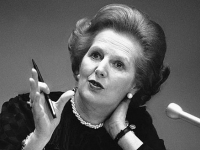 Margaret Thatcher, 1925-2013 (Courtesy: Associated Press)