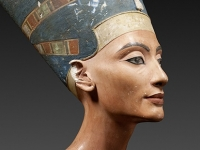 Queen Nefertiti of Egypt, 1350 BC (Courtesy: Neues Museum Berlin)