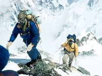 Hillary and Tenzing conquer Everest, 1953