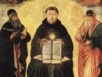 St Thomas Aquinas, Benozzo Gozzoli, 1468 -1484 (Courtesy: Musée du Louvre, Paris)