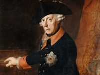 Frederick the Great of Prussia, J.H.C. Franke, c.1763