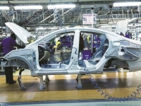 Hyundai's Sriperumbudur plant near Chennai (Courtesy: Hyundai Motors India)