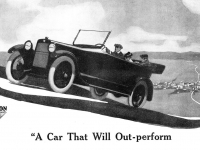 Saxon Six advert in 1916 Country Gentleman (Source: Wikimedia Commons)