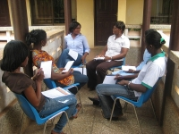 GINKS Focus Group, Ghana (Source: Wikimedia)