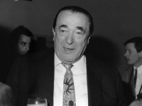 Robert Maxwell, media tycoon and owner of Mirror Group Newspapers, 1991 in London. Maxwell died in November 1991 (Copyright: Shutterstock)