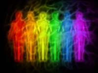 Rainbow people