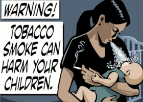 Tobacco Warning (Source: The U.S. Food and Drug Administration (FDA)