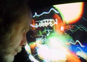 Early experimental digital photograph by Rick Doble, 2000 (Source: Wikimedia Commons)