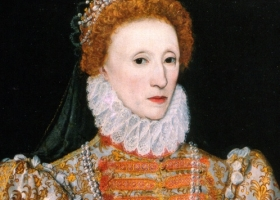 Queen Elizabeth I of England, by an unknown Dutch artist, c.1575