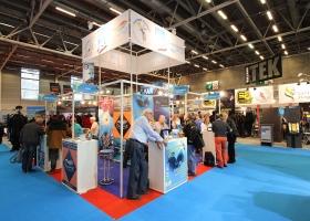 Paris Diving Exhibition January 12, 2015