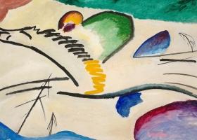 'Reiter', Wassily Kandinsky, 1911 (Courtesy: Museum Boijmans Van Beuningen, Rotterdam)
