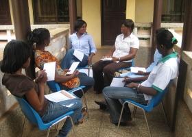 GINKS Focus Group, Ghana (Source: Wikimedia)